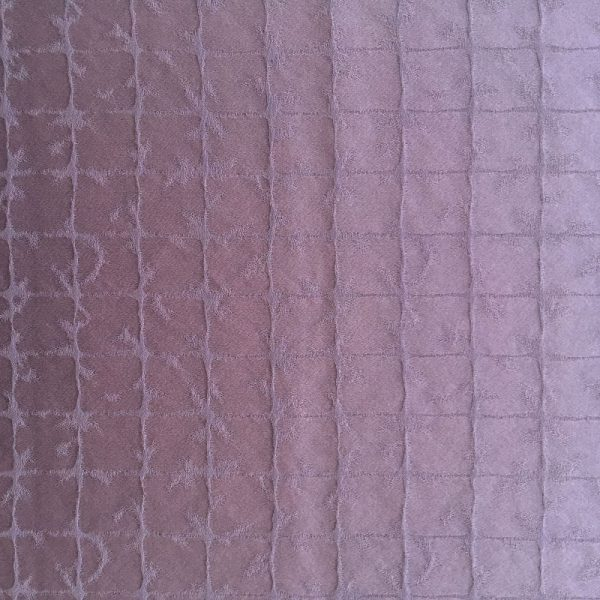 Rinzu silk barbed wire pattern