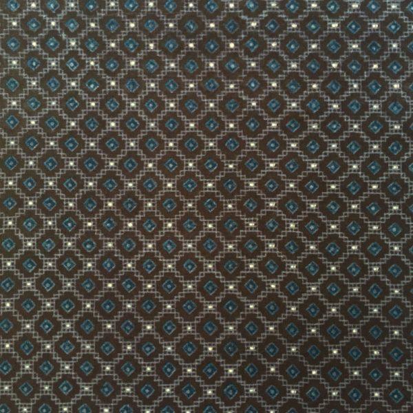 Tsumugi Japanese vintage silk bow tie