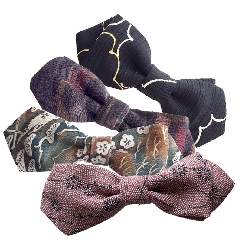 Pretied Bow Ties