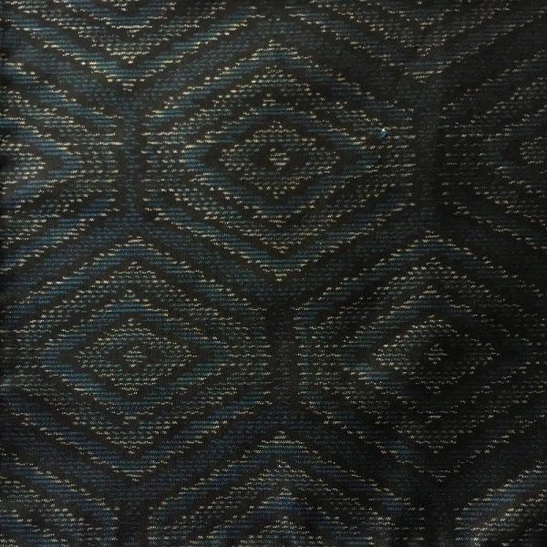 Turtle shell pattern oshima tsumugi silk bow tie