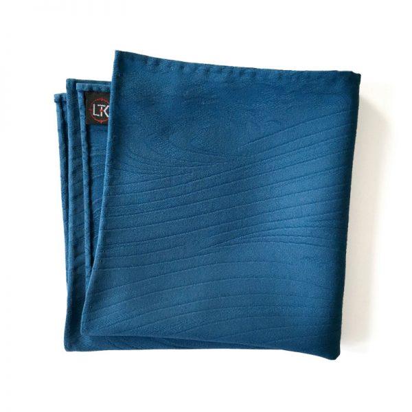 Vintage Japanese silk pocket square