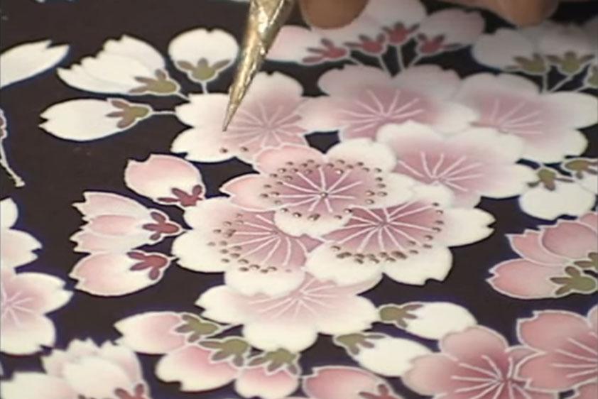 Kyo-Yuzen