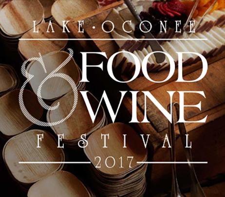 Lake Oconee Food & Wine Festival